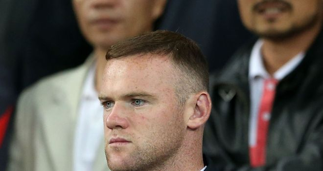 Wayne Rooney: England striker is expected to be recalled for the game against Euro 2012 co-hosts Ukraine