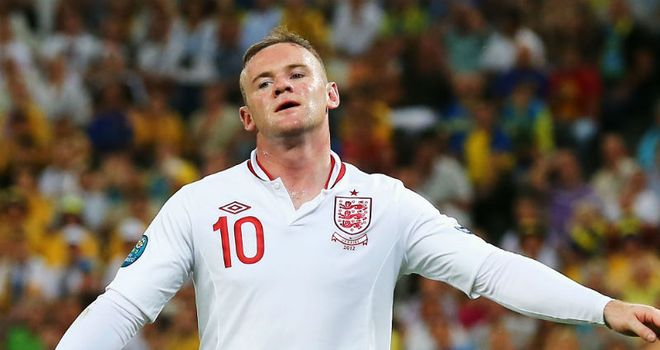 Wayne Rooney: Looking for England to make the most of a home date with San Marino