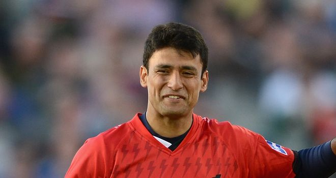 Yasir Arafat: New Twenty20 signing for Somerset