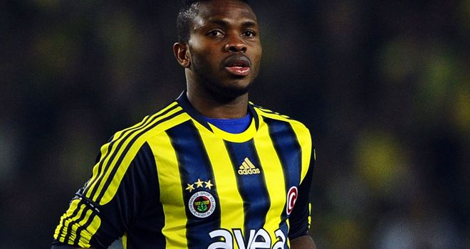 Joseph Yobo: The former Everton man has won the league and the Turkish cup in his two years at Fenerbahce