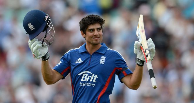 Alastair Cook: No Ashes relevance