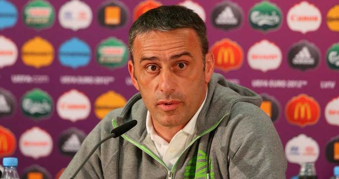 Paulo Bento: Will be ready for whomever Portugal face in Donetsk