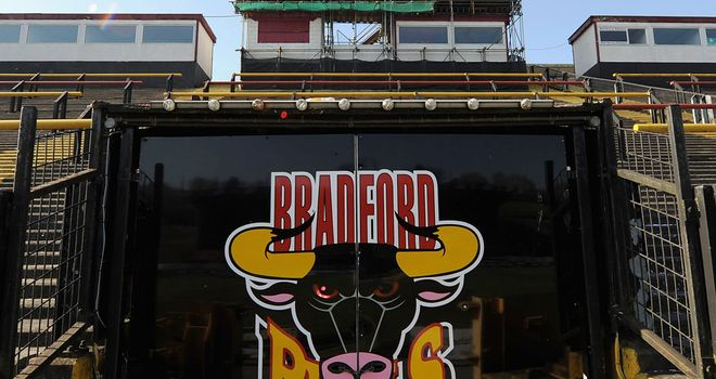 Bradford Bulls: Hit with six-point deduction after going into administration