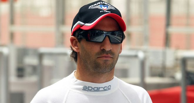 Timo Glock: Will be back at Silverstone