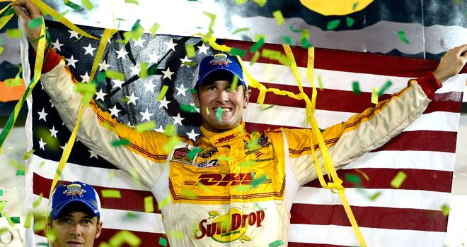 Ryan Hunter-Reay: Winner in Alabama