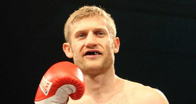 Tony Jeffries: unbeaten in 10 fights as a professional, including one draw