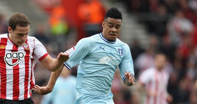 Jordan Willis: Coventry defender wanted by Premier League clubs