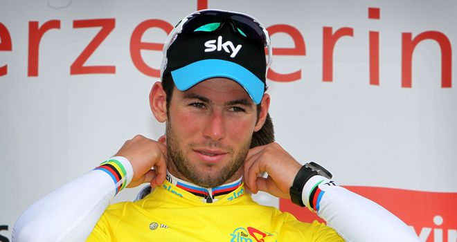 Mark Cavendish: Yellow jersey winner at ZLM Toer as he builds up to Tour de France