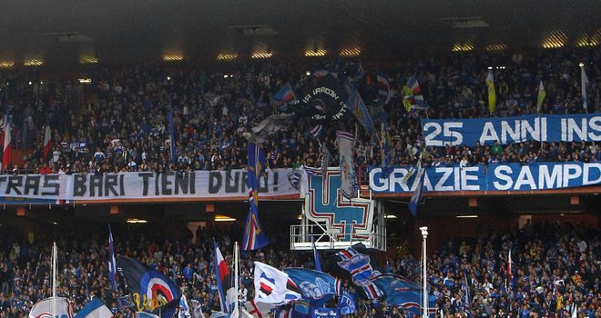 Sampdoria: Sad day as president dies