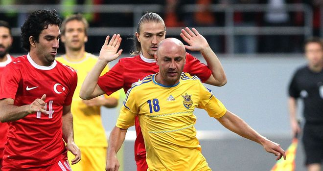 Ukraine endured a frustrating evening