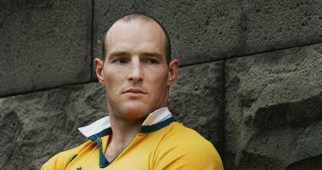 Stirling Mortlock: Calling time on rugby career