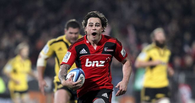 Zac Guildford: Can continue his career with Canterbury Crusaders