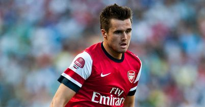 Carl Jenkinson: Waiting for FIFA clearance