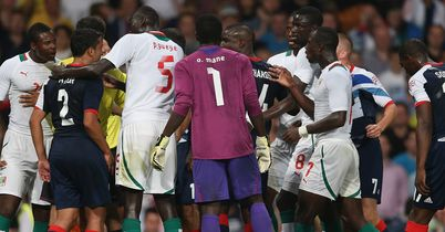 Rough and Tumble: Cisse defends Senegal's physical tactics
