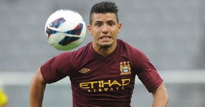 Aguero: Tipped to top the scoring charts by Watson
