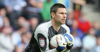 Ian Bennett: Huddersfield Town goalkeeper wants to finish his career at the Galpharm Stadium
