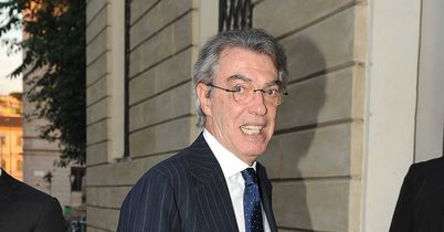Massimo Moratti: Dismissed talk of a swap involving Wesley Sneijder