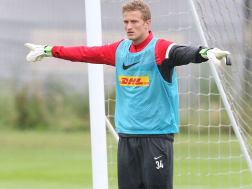 Anders Lindegaard: Took over from De Gea
