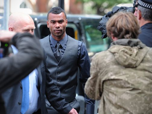 Ashley Cole: Police investigating comments against him