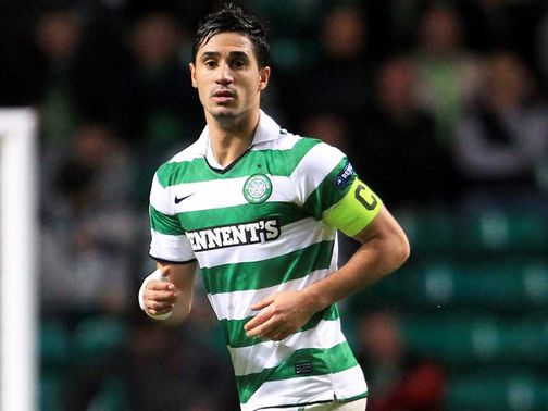 Beram Kayal: Focused on Celtic despite transfer rumours