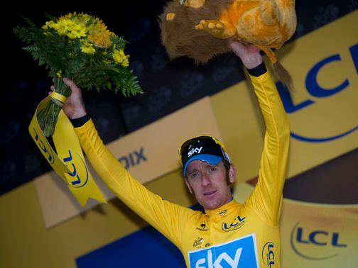 Wiggins: Retains the yellow jersey