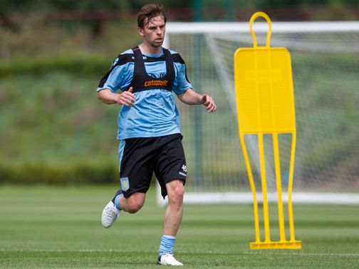 Brett Holman: Agreed to join Villa before Paul Lambert arrived