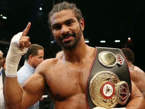 David Haye: No domestic plans