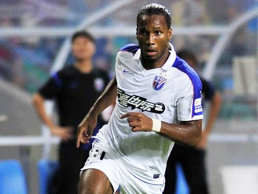 Didier Drogba: To return to Shanghai after international break