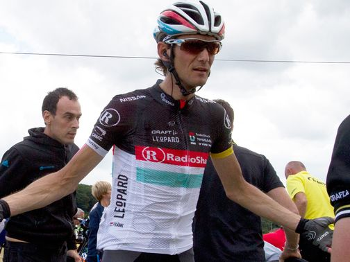 Frank Schleck: Handed one-year suspension