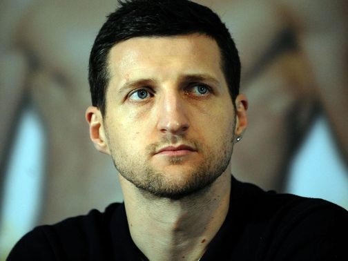 Carl Froch: Mack mission