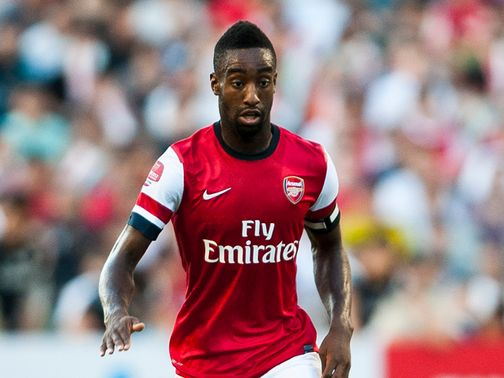 Johan Djourou: Heads to Hannover on loan