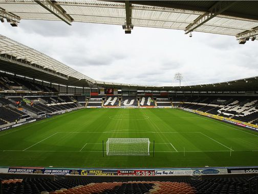 The KC Stadium will now host the clash on Sunday