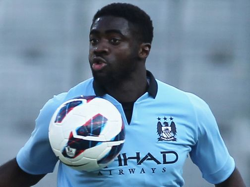 Toure: Wants to stay with the Premier League champions