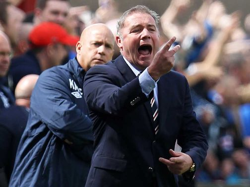 Ally McCoist: Pleased with signings