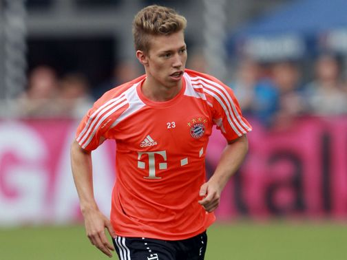 Mitchell Weiser: Loan move