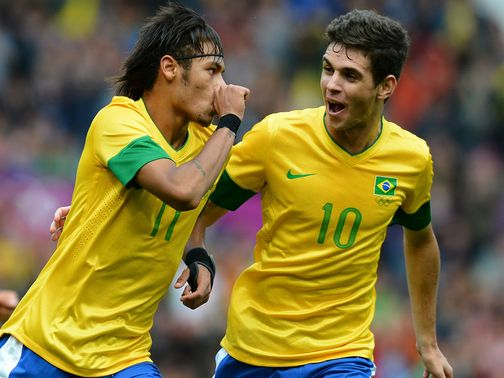 Neymar and Oscar could both feature for the hosts