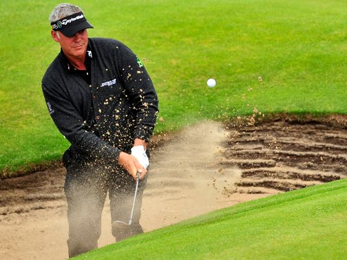 Darren Clarke: In the running to be captain