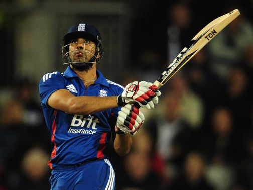 Ravi Bopara: Set to replace Jonny Bairstow