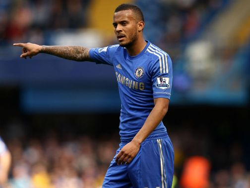 Ryan Bertrand: Deleted Twitter account