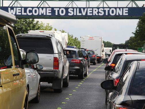Silverstone: The British GP was hit by problems
