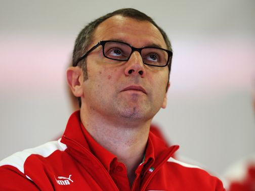 Stefano Domenicali: 'We must do something extra'