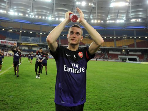 Thomas Vermaelen: New Arsenal captain