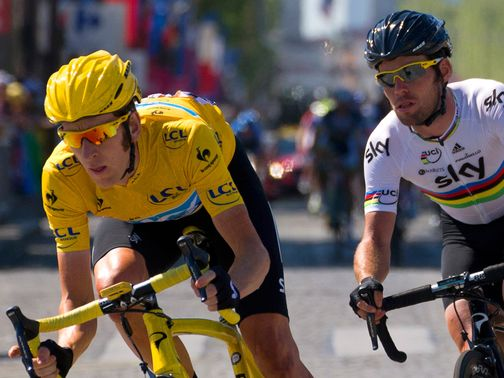 Wiggins: Tour de France winner