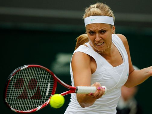 Sabine Lisicki: Fancied to spring an upset