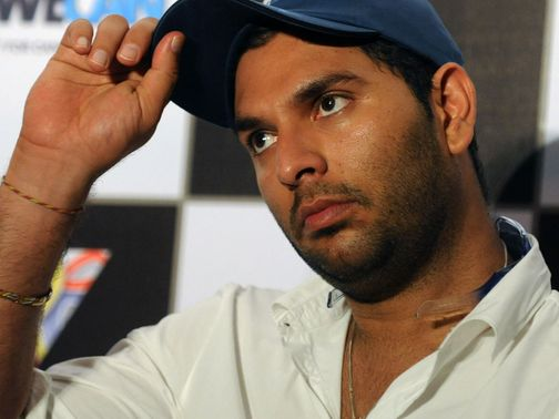 Yuvraj Singh: Back after battling cancer
