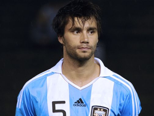 Claudio Yacob: Has linked up with the Baggies