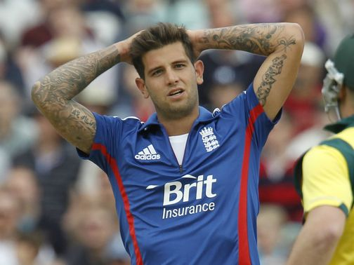 Dernbach: Ruled out with a side strain