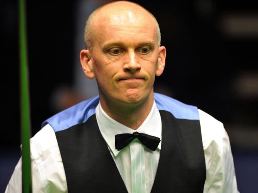 Peter Ebdon: No issues with quickfire format