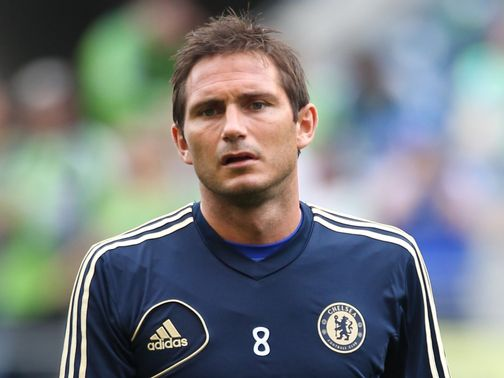 Frank Lampard: Open to future options