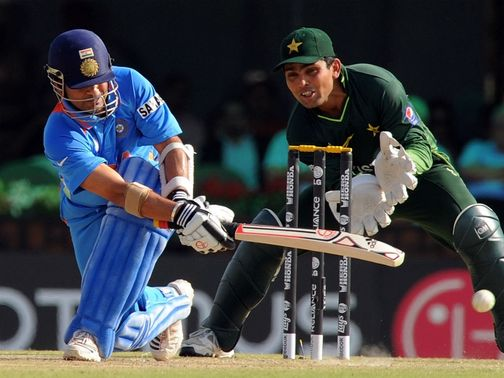India beat Pakistan in last year's World Cup semi-final